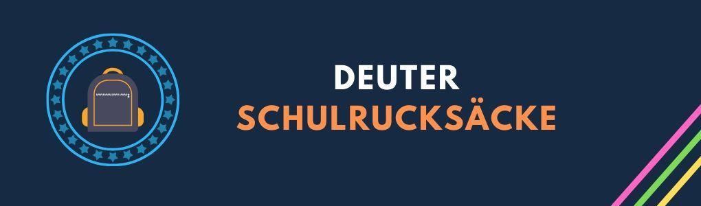 Deuter Schulrucksack