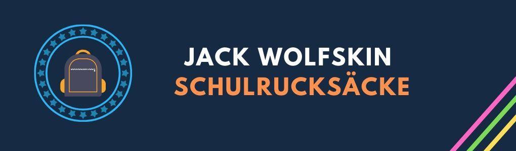 Jack Wolfskin Schulrucksack (1)