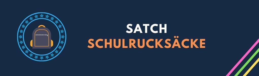 Satch Schulrucksack