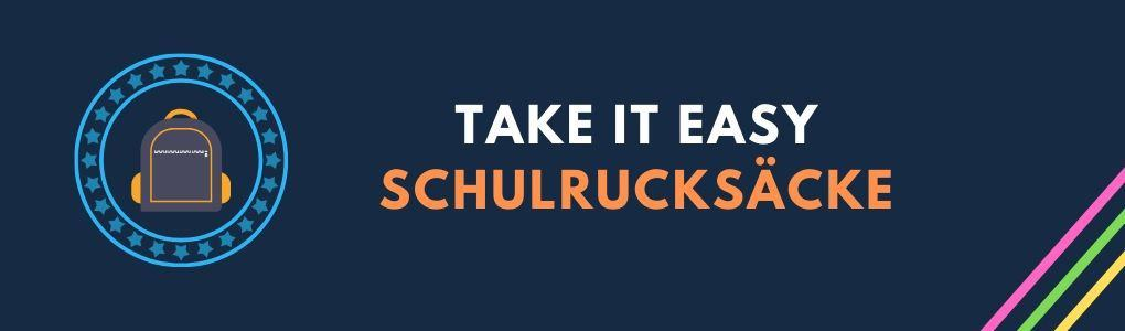 Take It Easy Schulrucksack